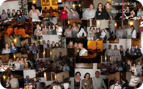Collage del evento